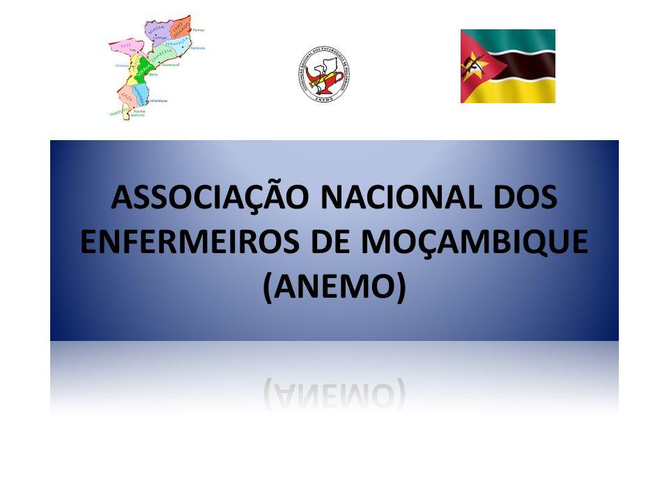 ASSOCIAÇÃO NACIONAL DOS ENFERMEIROS DE MOÇAMBIQUE (ANEMO)
