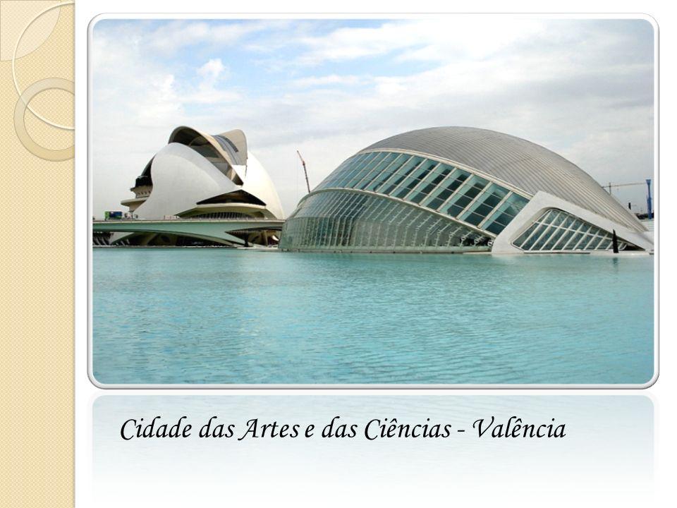 Cidade das Artes e das Ciências - Valência