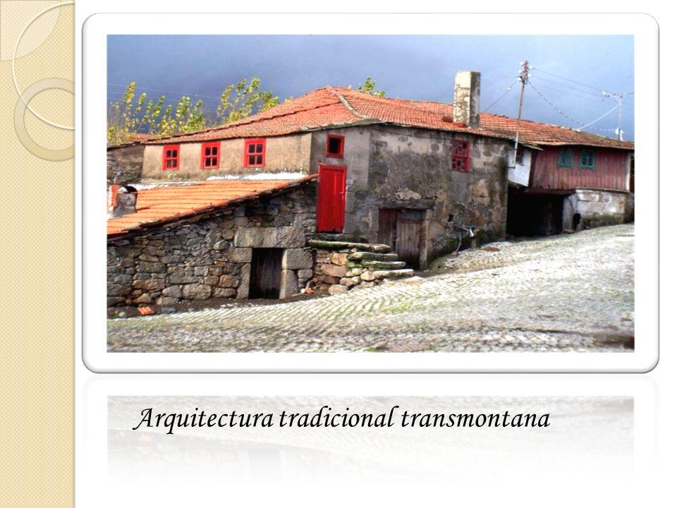 Arquitectura tradicional transmontana