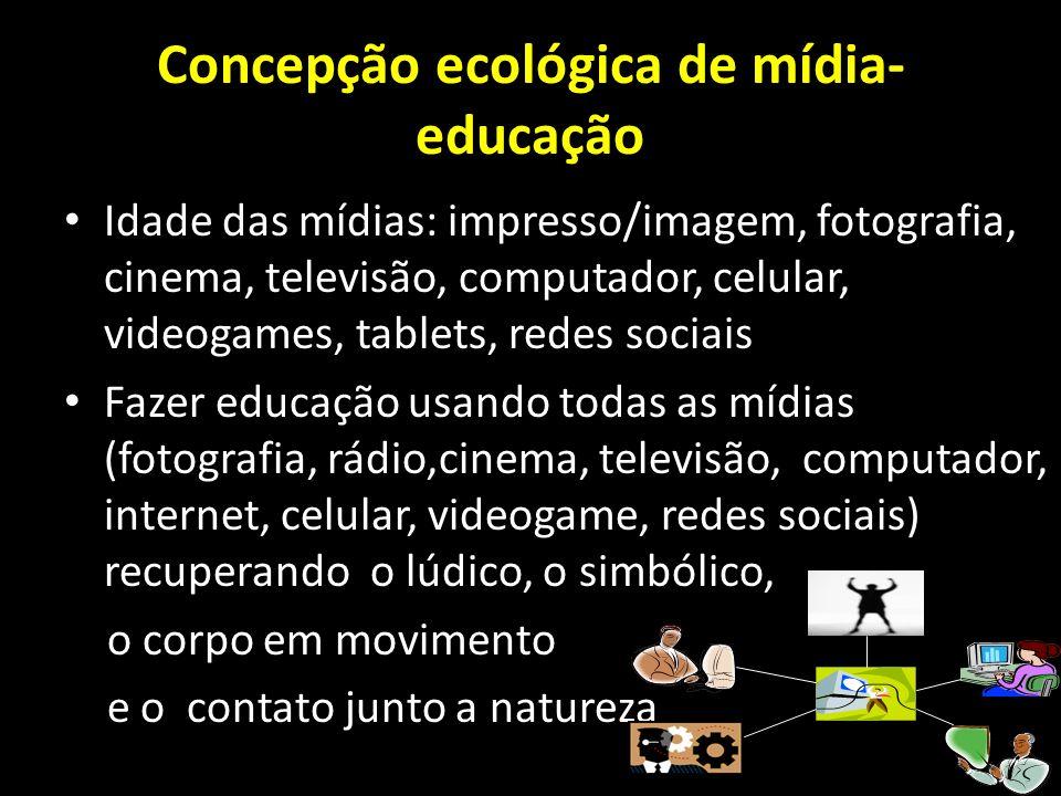 Concepção ecológica de mídia-educação
