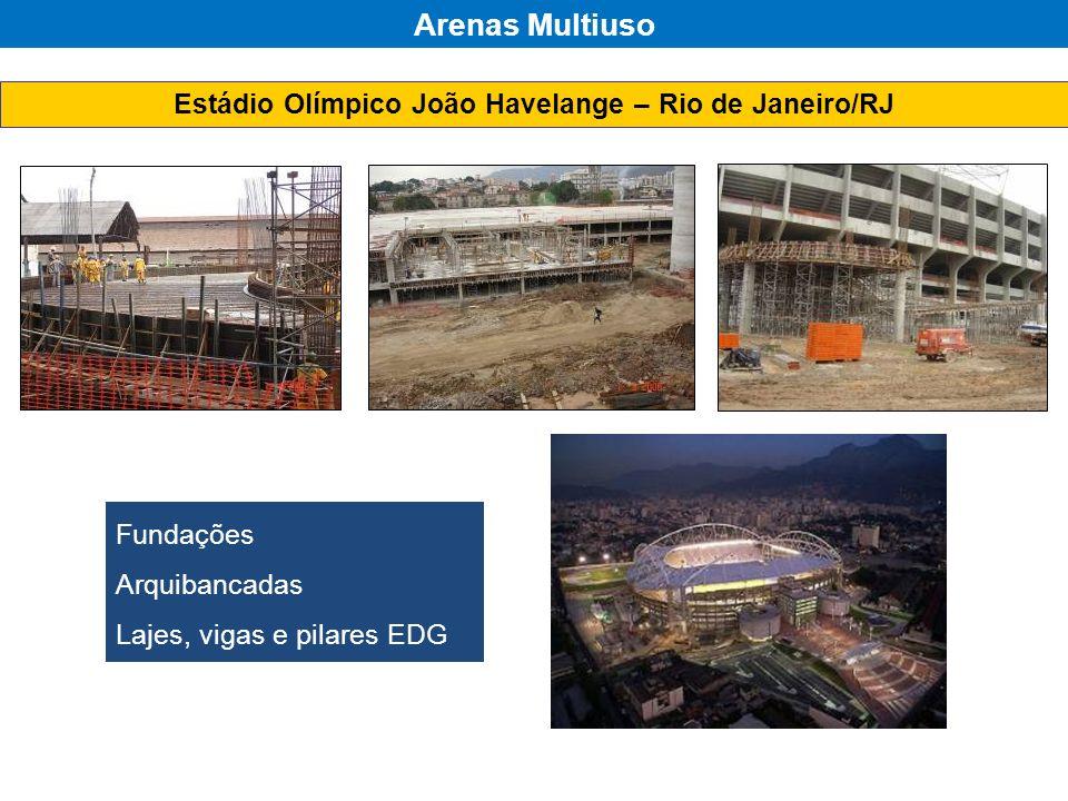 Estádio Olímpico João Havelange – Rio de Janeiro/RJ