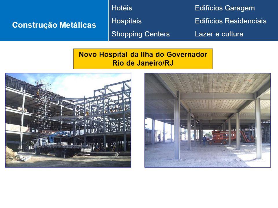 Novo Hospital da Ilha do Governador Rio de Janeiro/RJ