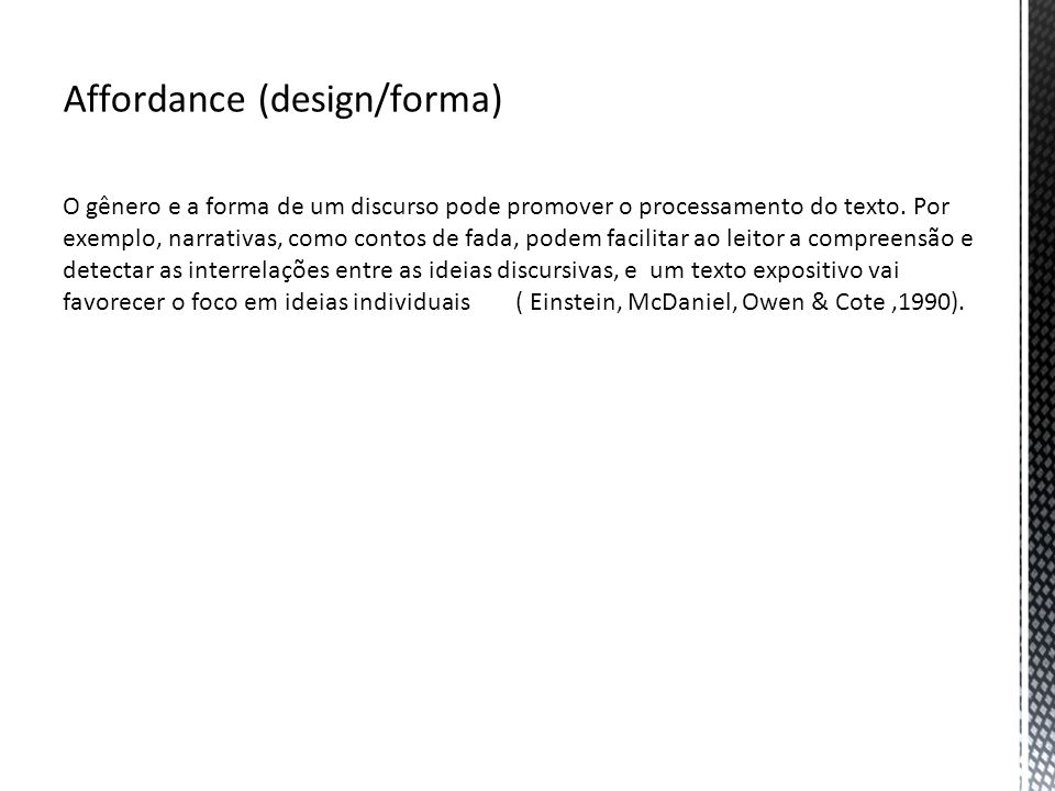 Affordance (design/forma)