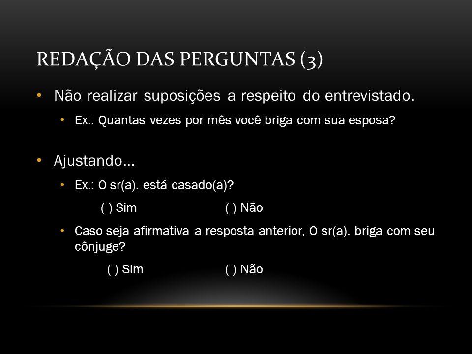 Redação das perguntas (3)