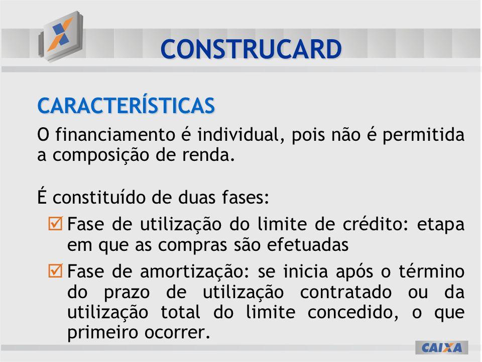 CONSTRUCARD CARACTERÍSTICAS