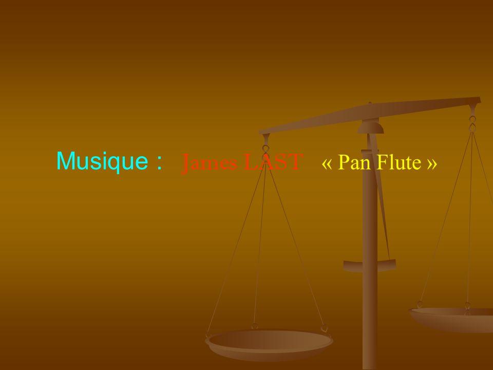 Musique : James LAST « Pan Flute »