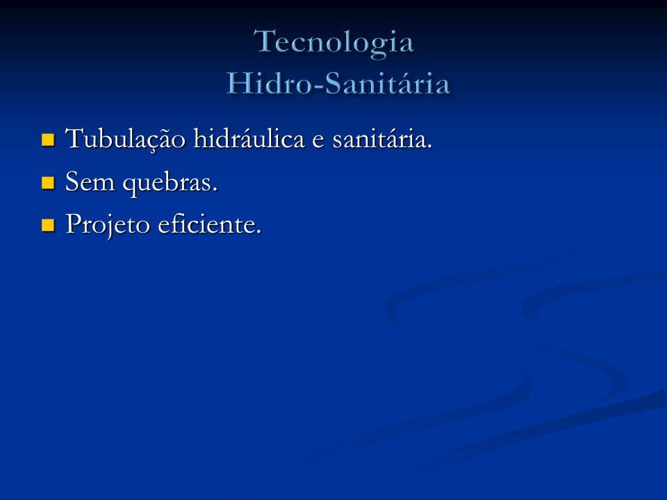 Tecnologia Hidro-Sanitária