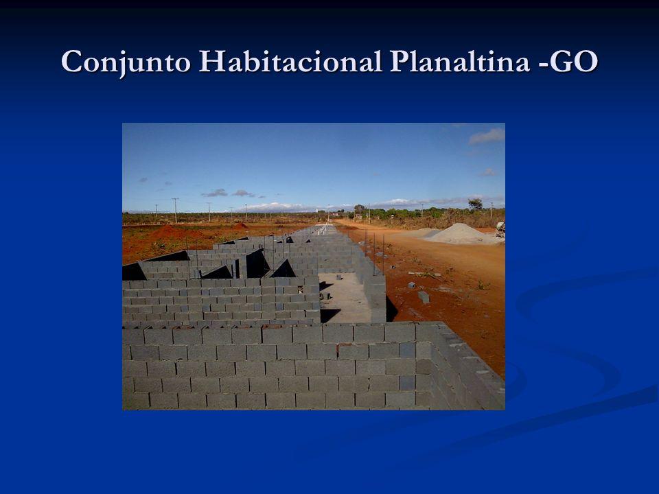 Conjunto Habitacional Planaltina -GO