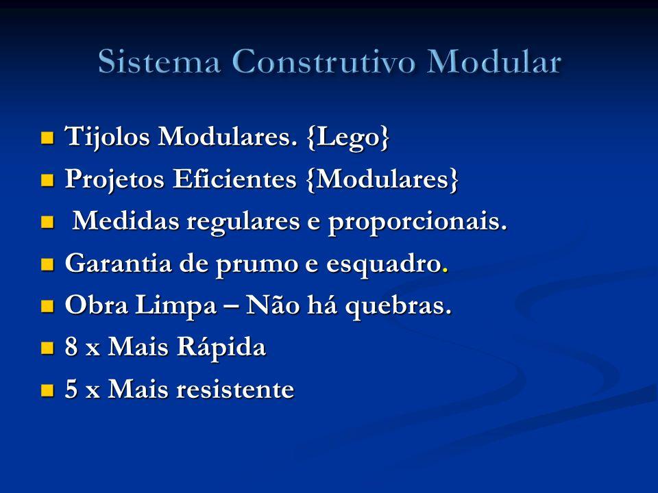 Sistema Construtivo Modular