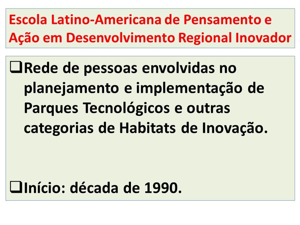 Escola Latino-Americana de Pensamento e Ação em Desenvolvimento Regional Inovador