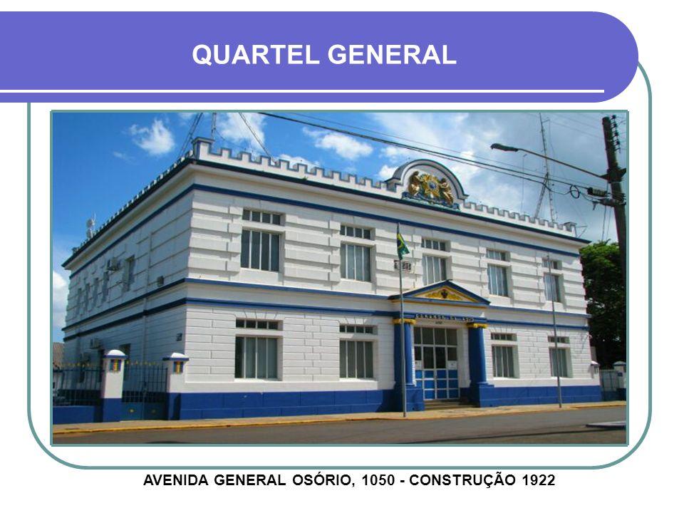 AVENIDA GENERAL OSÓRIO, 1050 - CONSTRUÇÃO 1922