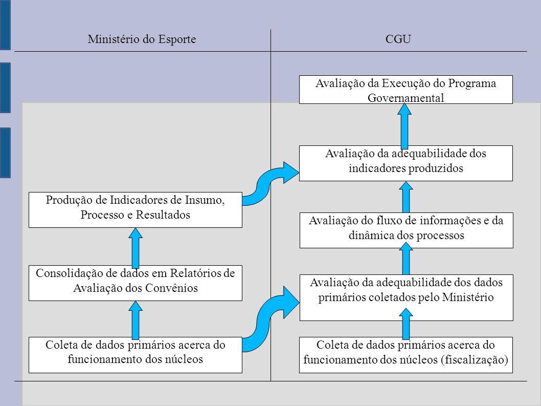 Avaliação da Execução do Programa Governamental