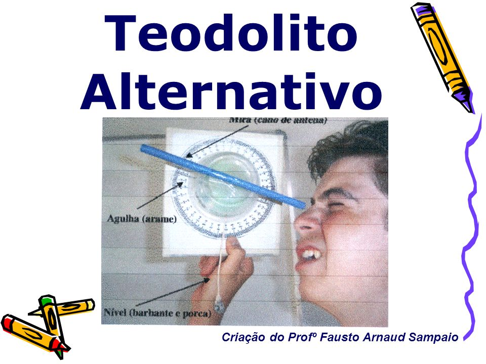 Teodolito Alternativo
