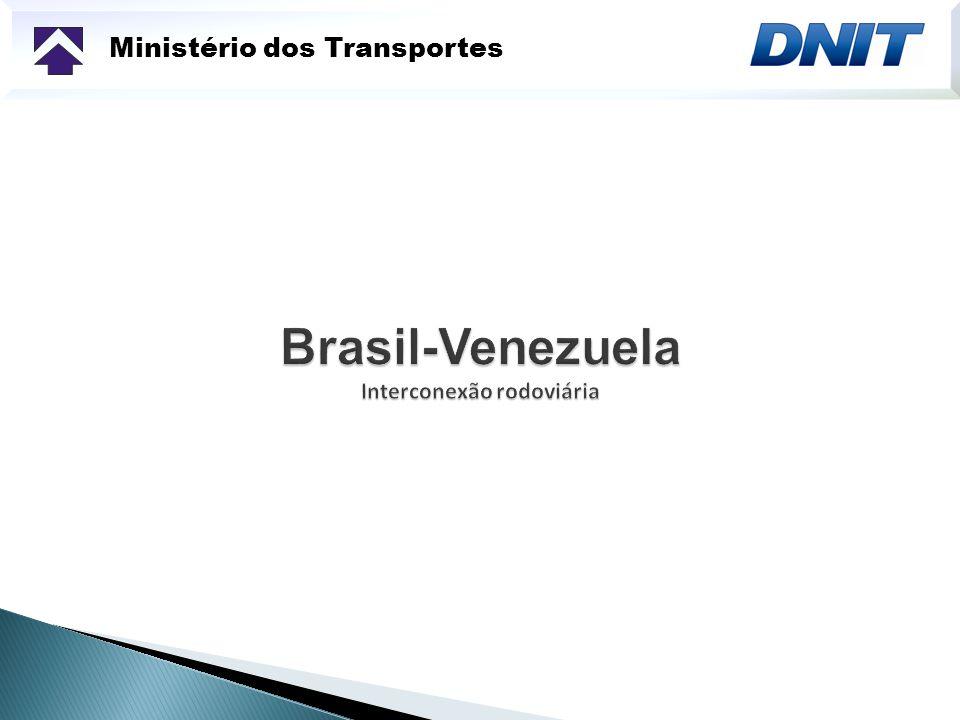 Brasil-Venezuela Interconexão rodoviária
