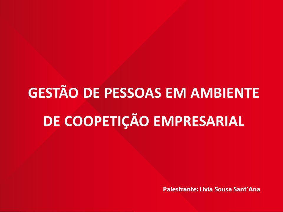 GESTÃO DE PESSOAS EM AMBIENTE DE COOPETIÇÃO EMPRESARIAL