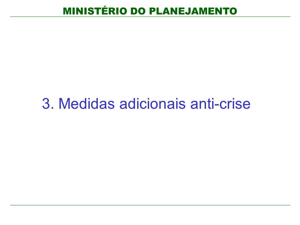 3. Medidas adicionais anti-crise