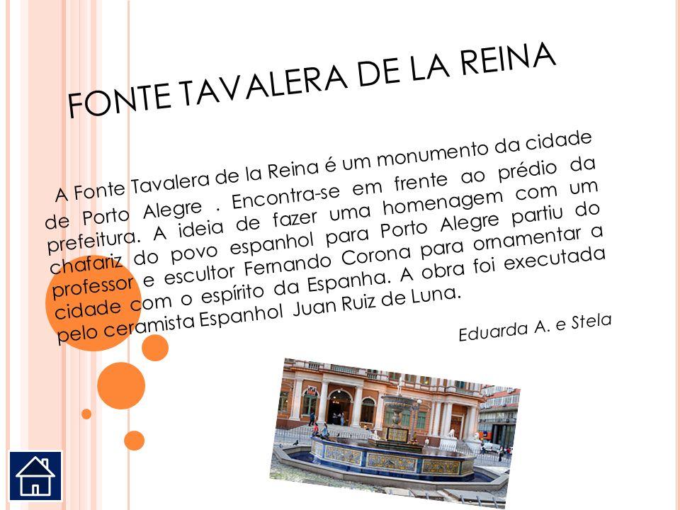 FONTE TAVALERA DE LA REINA