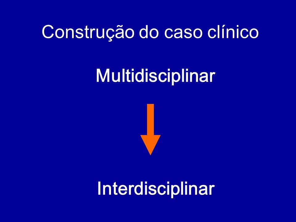 Construção do caso clínico