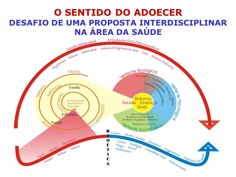DESAFIO DE UMA PROPOSTA INTERDISCIPLINAR