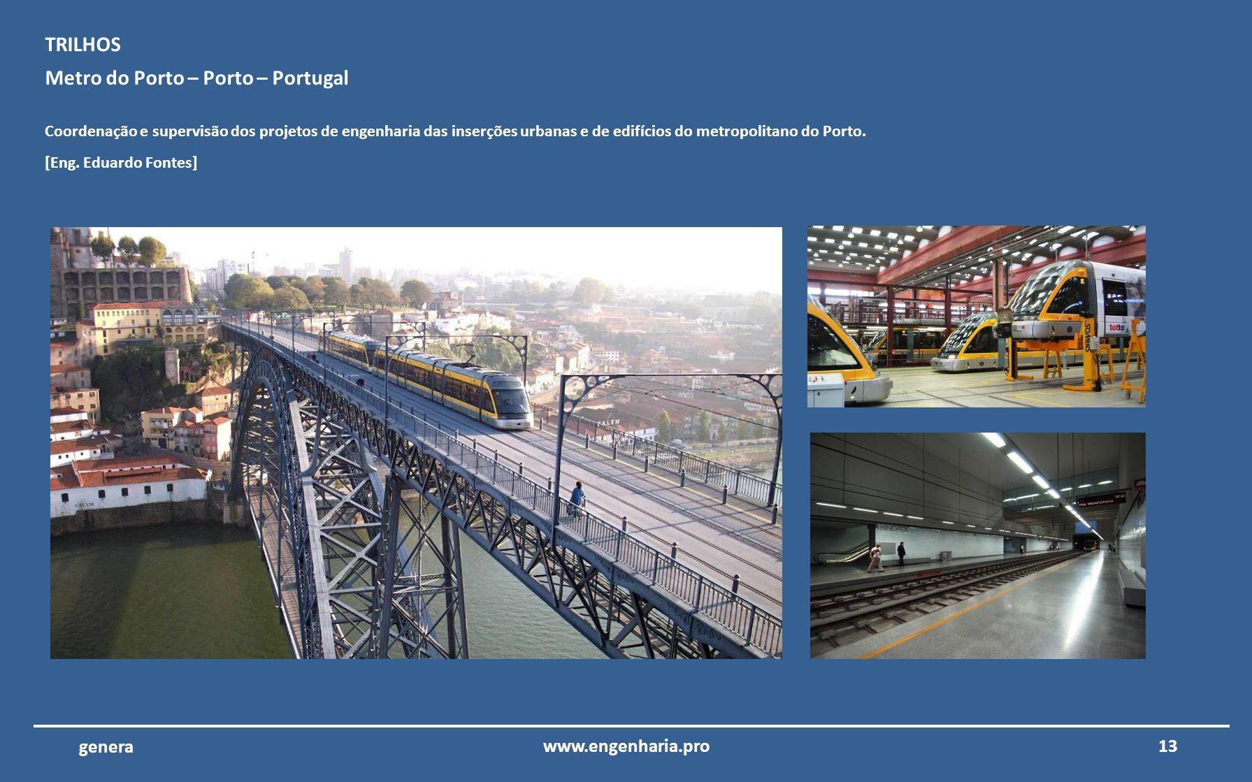 Metro do Porto – Porto – Portugal