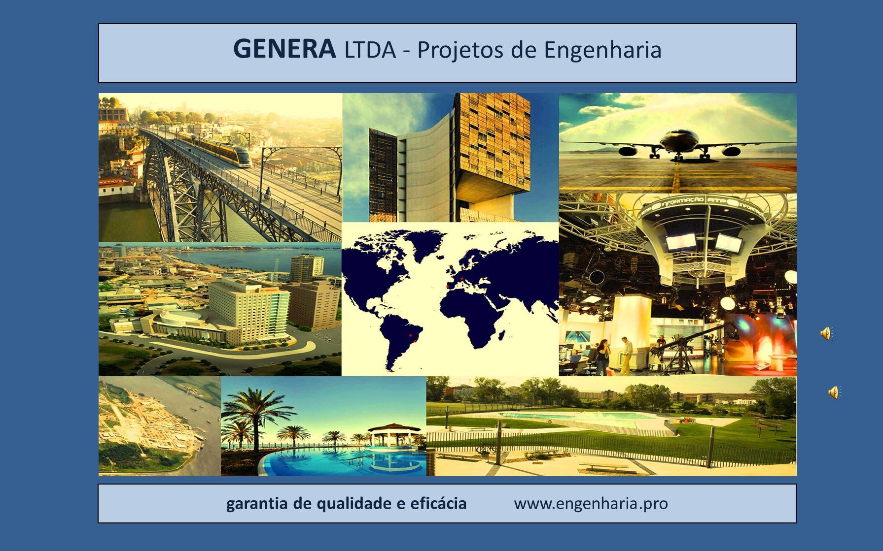 GENERA LTDA - Projetos de Engenharia