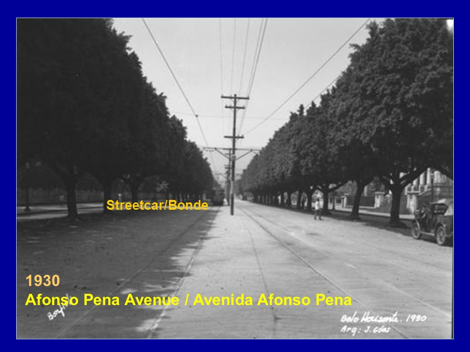 1930 Afonso Pena Avenue / Avenida Afonso Pena