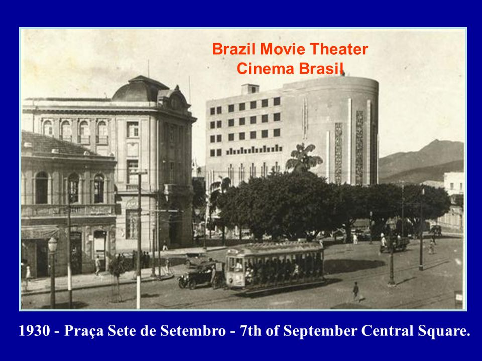 Brazil Movie Theater Cinema Brasil