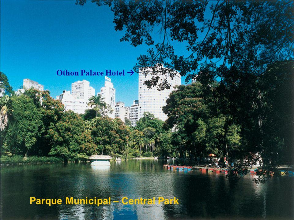 Parque Municipal – Central Park