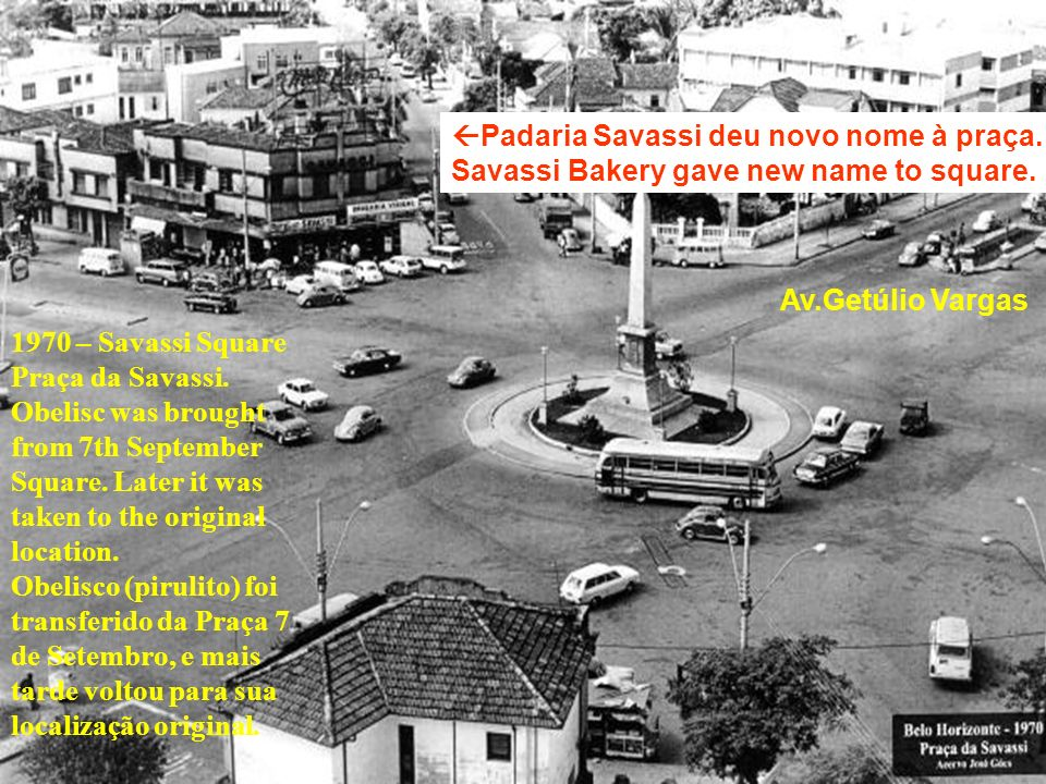 Padaria Savassi deu novo nome à praça