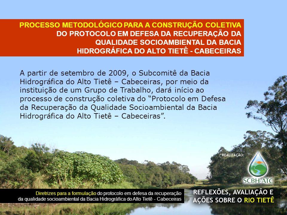 PROCESSO METODOLÓGICO PARA A CONSTRUÇÃO COLETIVA