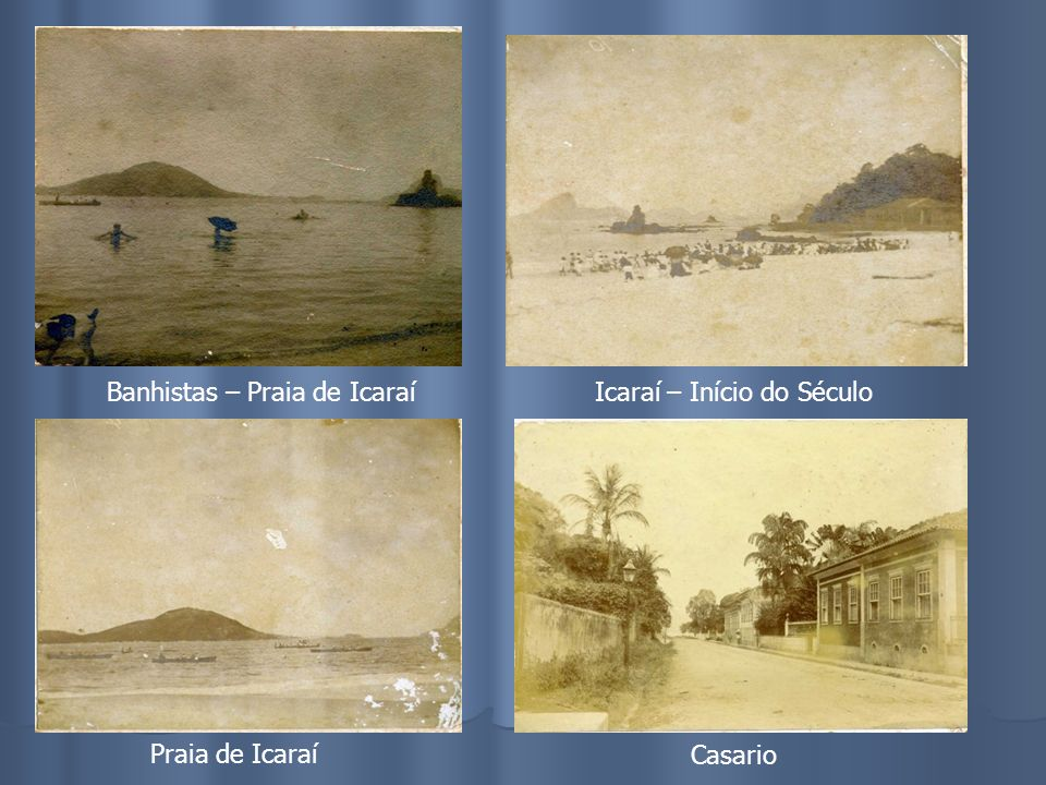 Banhistas – Praia de Icaraí