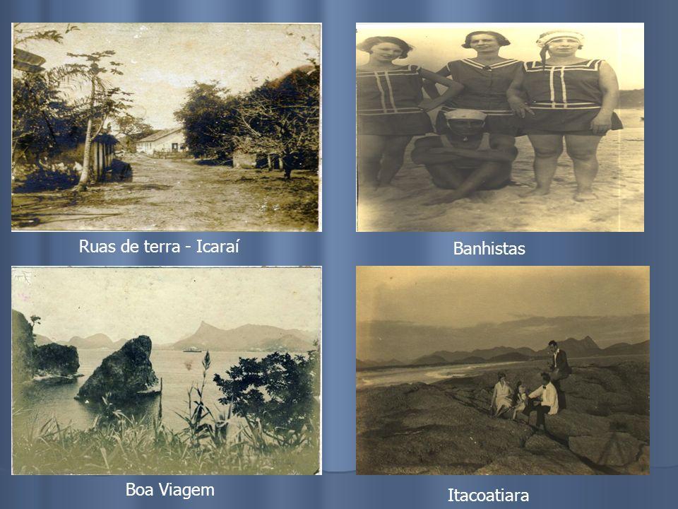 Ruas de terra - Icaraí Banhistas Boa Viagem Itacoatiara