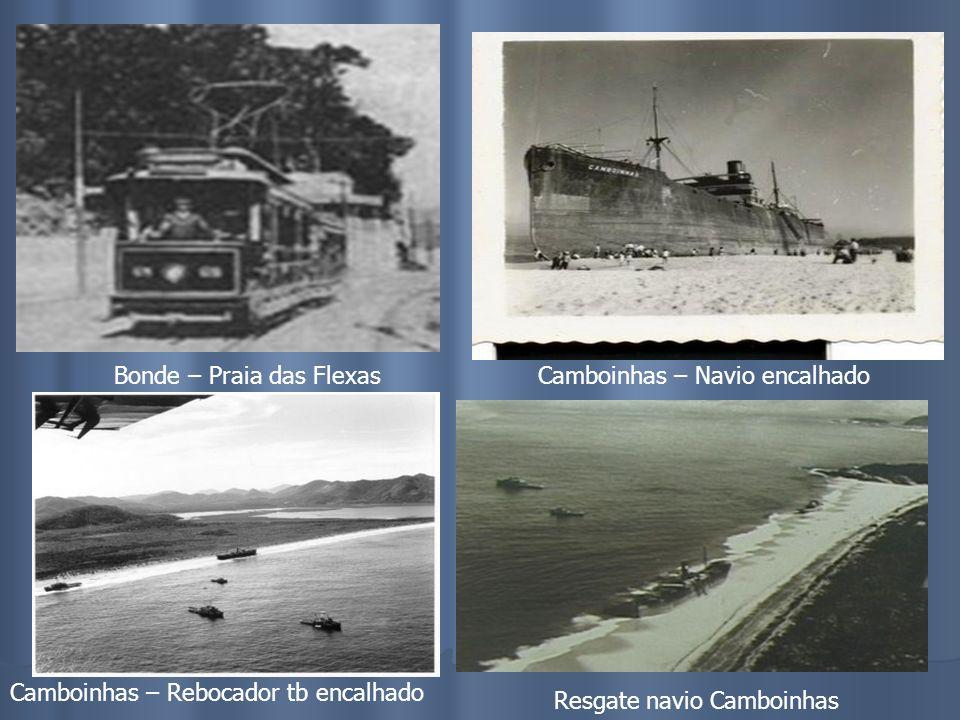 Bonde – Praia das Flexas