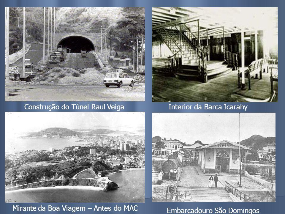 Construção do Túnel Raul Veiga