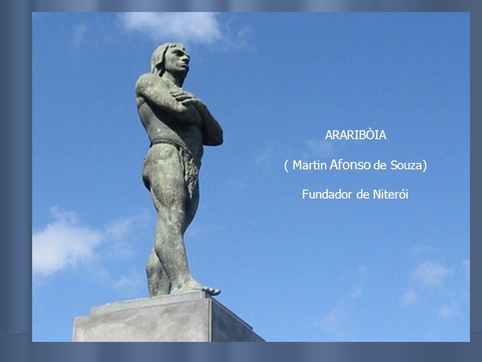( Martin Afonso de Souza)