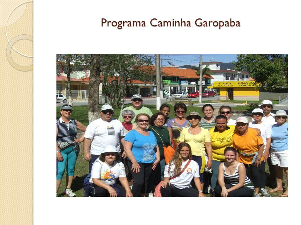 Programa Caminha Garopaba