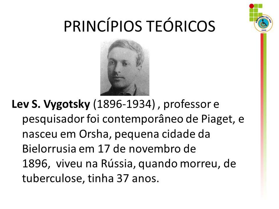 PRINCÍPIOS TEÓRICOS
