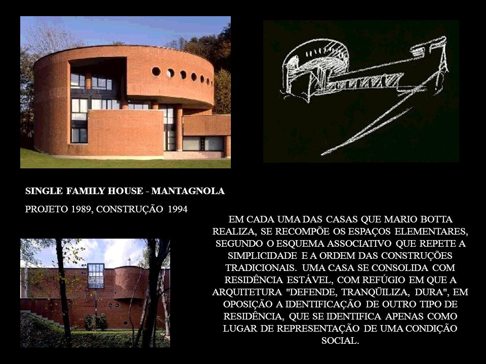 SINGLE FAMILY HOUSE - MANTAGNOLA
