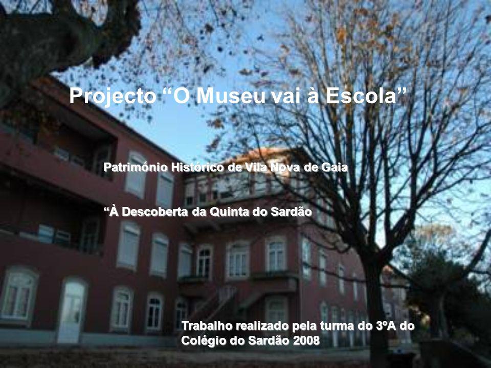 Projecto O Museu vai à Escola