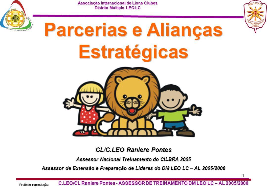 CL/C.LEO Raniere Pontes Assessor Nacional Treinamento do CILBRA 2005