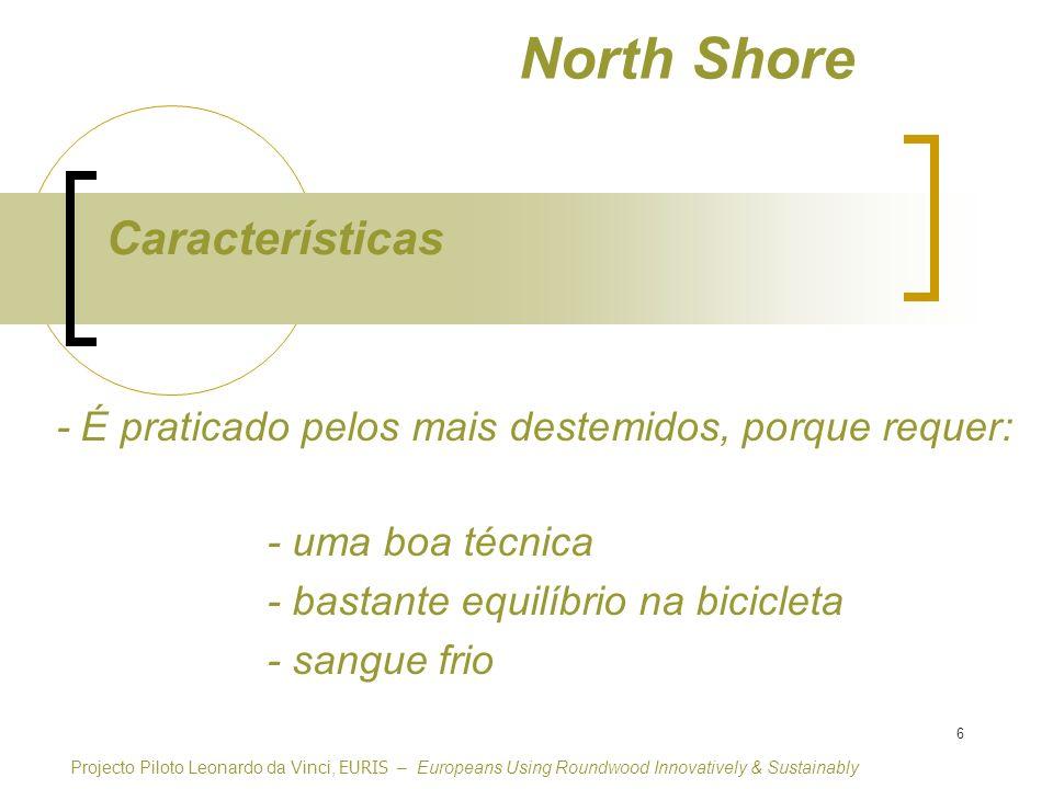 North Shore Características