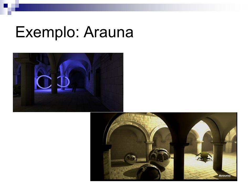 Exemplo: Arauna