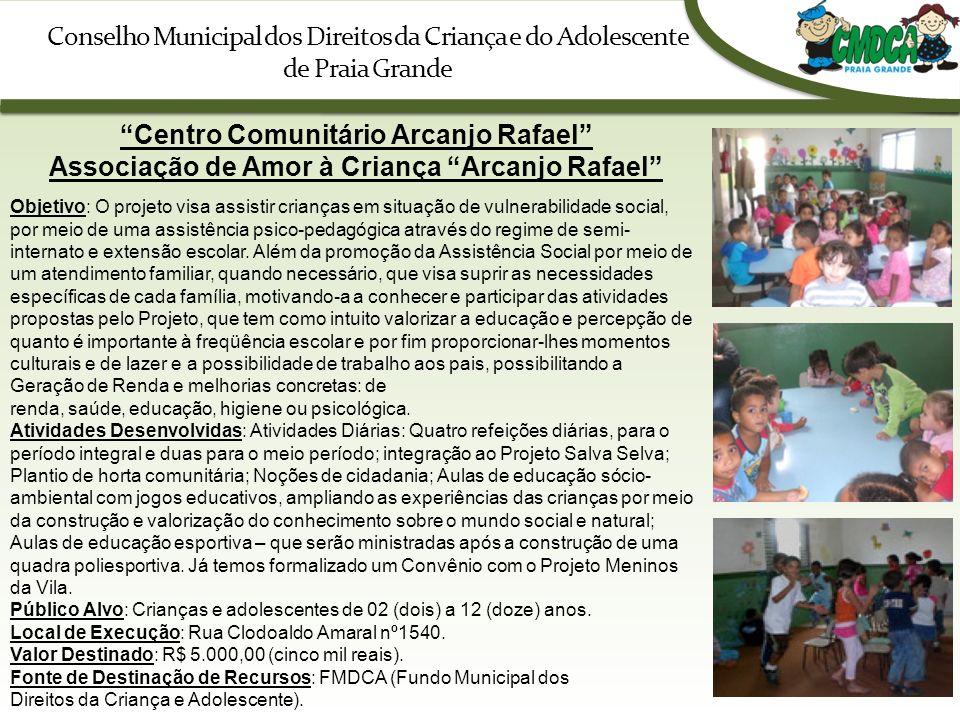 Centro Comunitário Arcanjo Rafael
