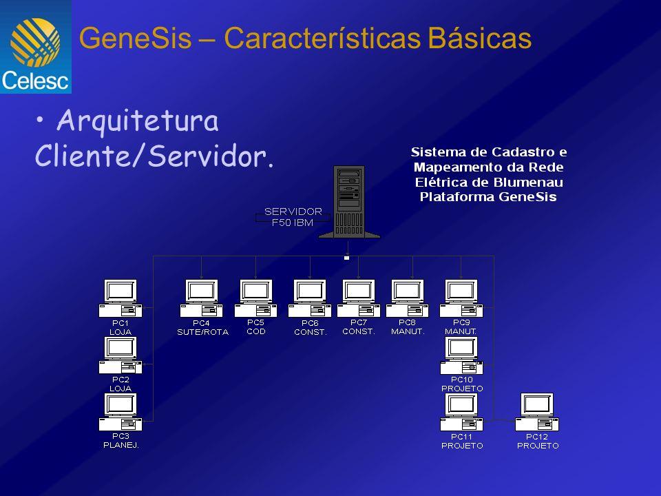 GeneSis – Características Básicas