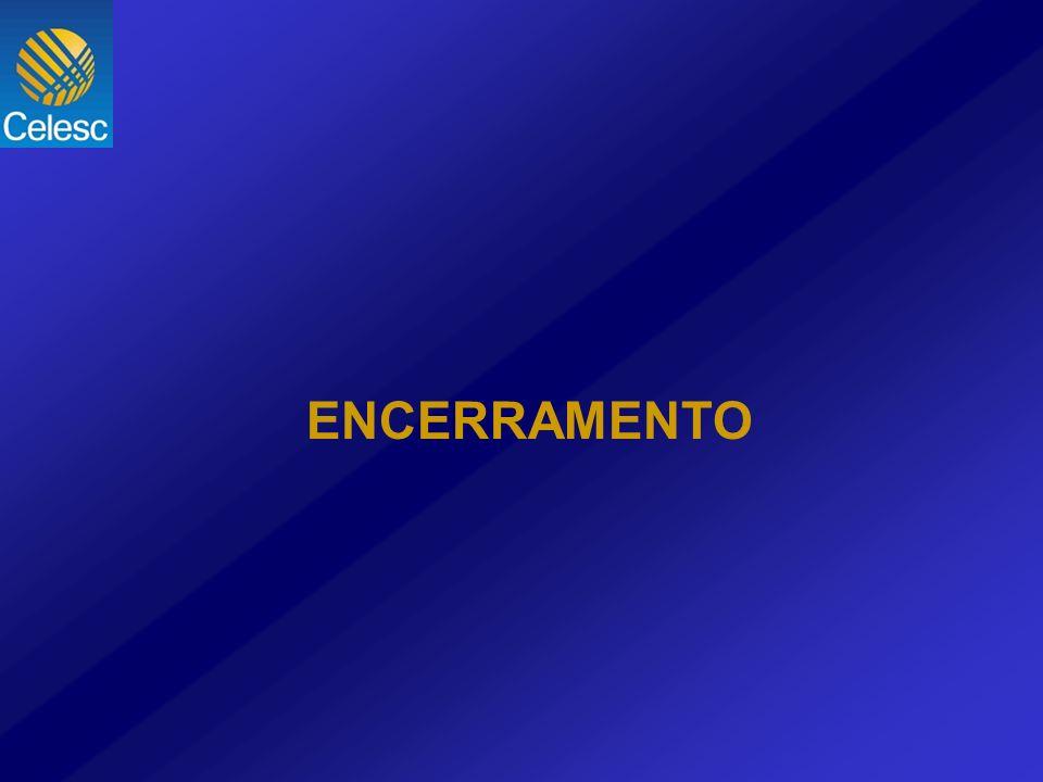 ENCERRAMENTO