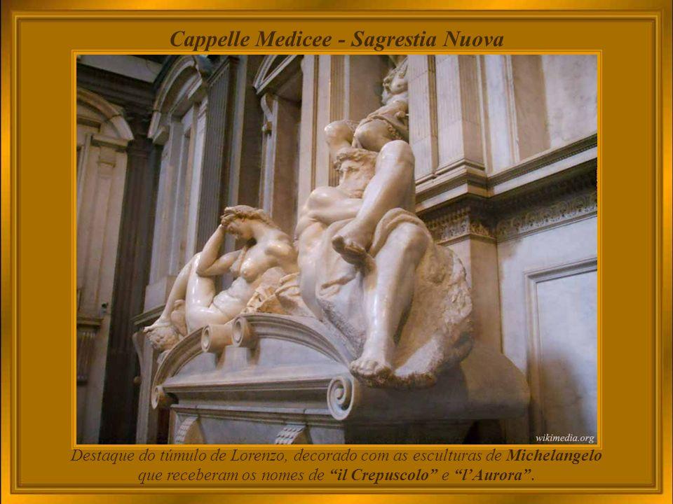 Cappelle Medicee - Sagrestia Nuova