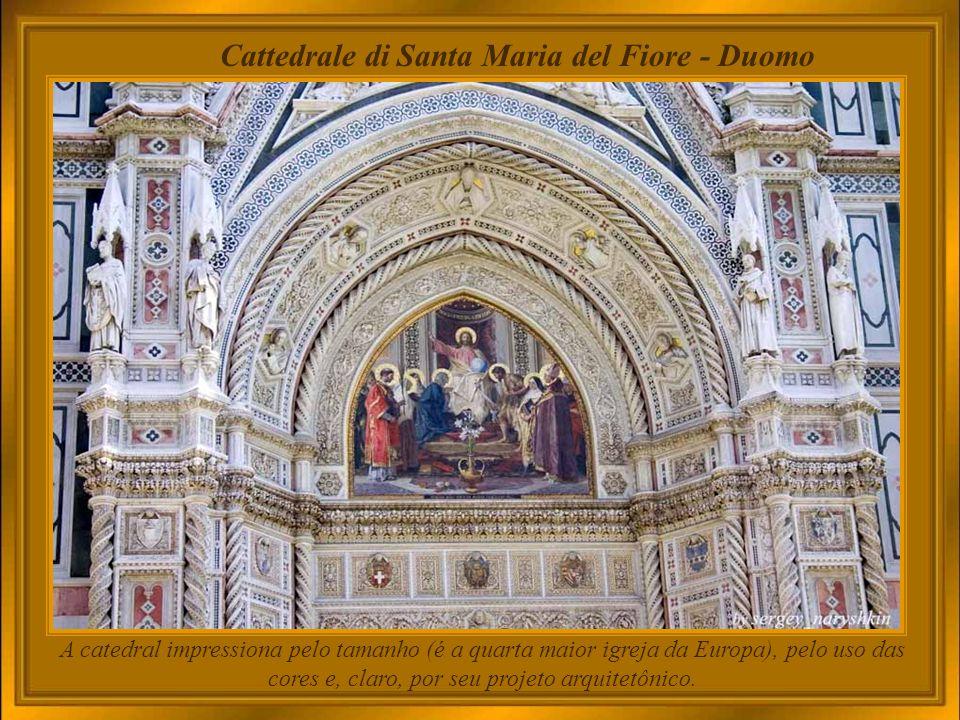 Cattedrale di Santa Maria del Fiore - Duomo