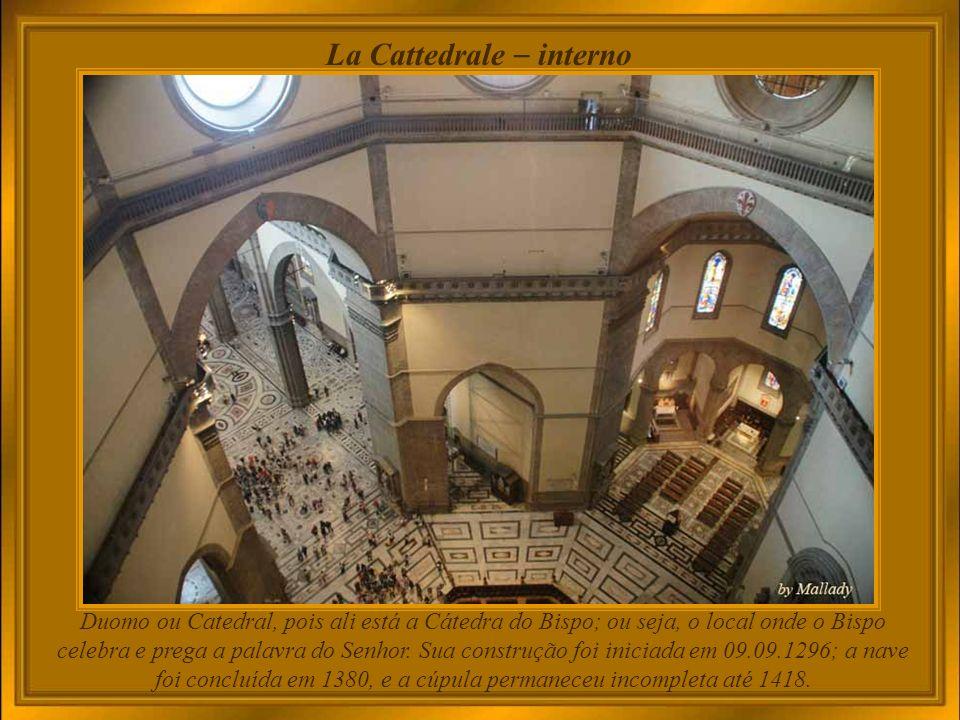 La Cattedrale – interno