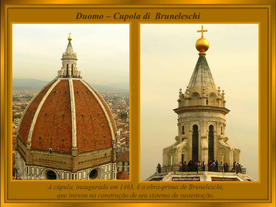 Duomo – Cupola di Bruneleschi