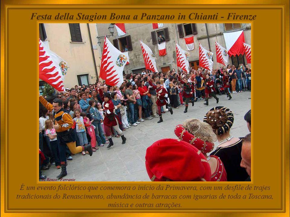 Festa della Stagion Bona a Panzano in Chianti - Firenze